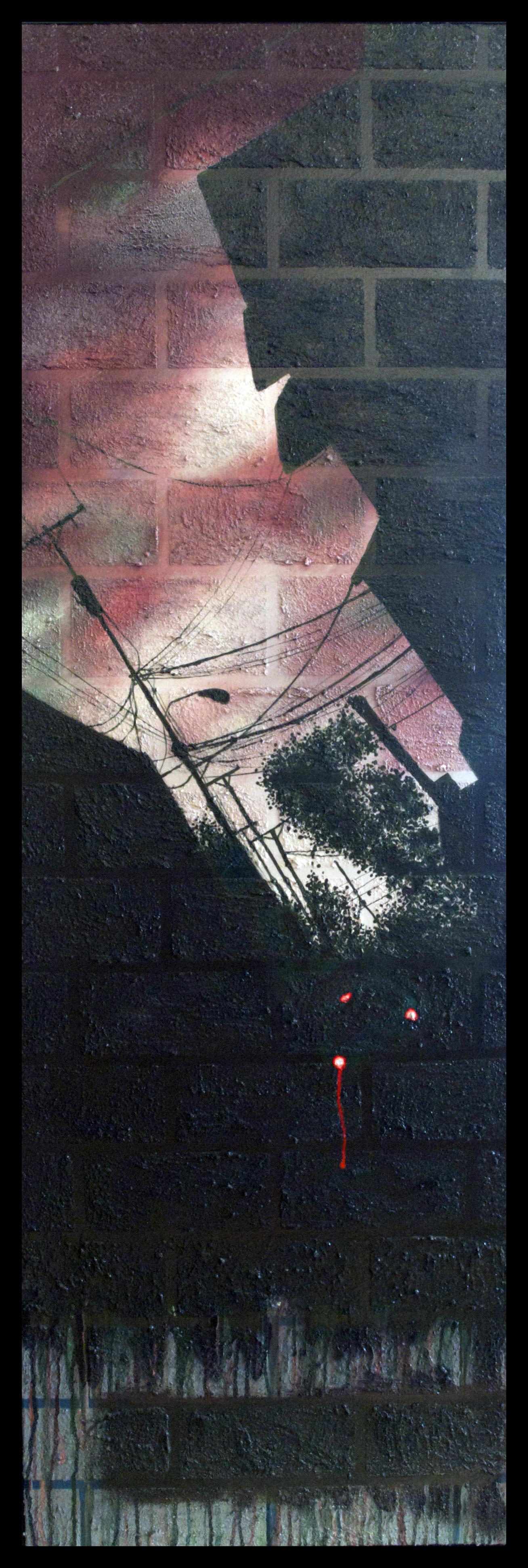 brick-wall-on-canvas-1